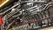 たくさんの工具
